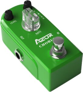 best chorus pedal for acoustic guitar