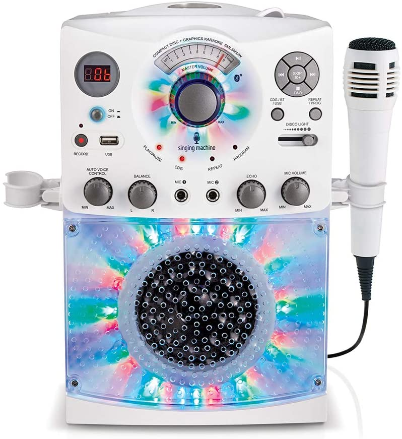Best Karaoke Machine For Teenage Girl 2021
