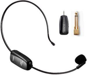 Wireless Headset Microphone