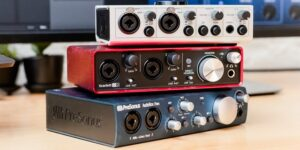 best audio interface for mixing and mastering