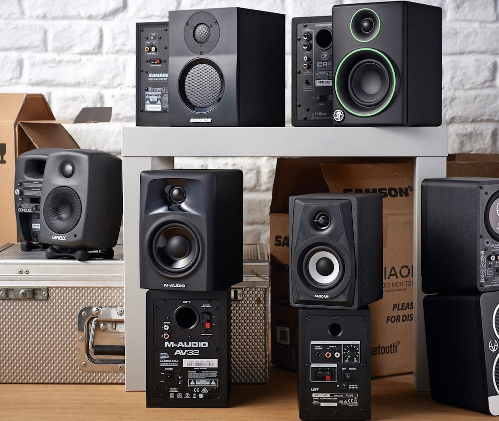 Top 3 Best Studio Monitors Under $500 2021