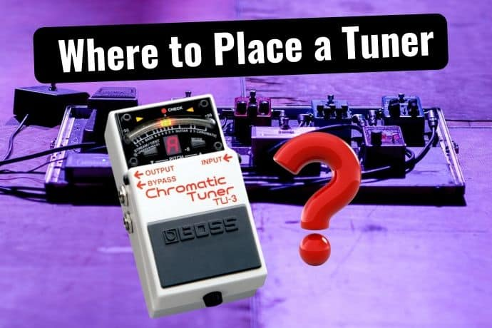 What Does A Tuner Pedal Do