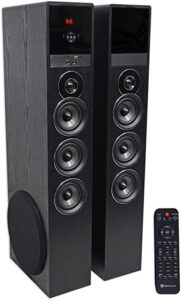 Best Tower Speaker Under $500