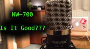 Neewer NW-700 Microphone Review