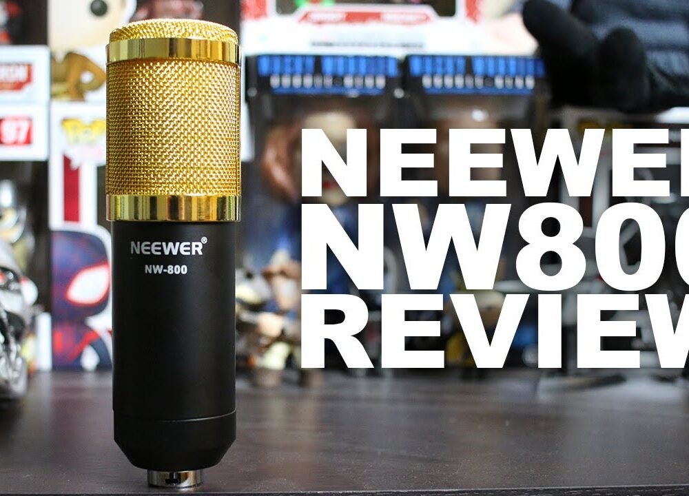 Neewer NW-800 Review – One Microphone You Can Rely On