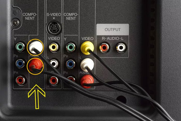 How To Connect Speaker Wire To TV