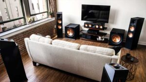 Best Surround Sound System For Apartments