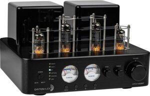 Dayton Audio HTA100BT Hybrid Stereo Tube Amplifier