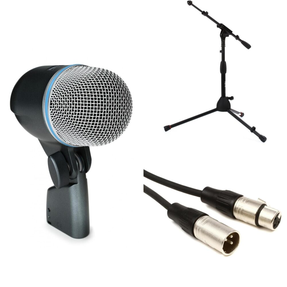 Shure Beta 52a Review
