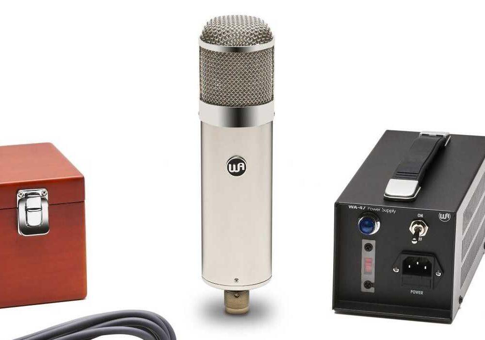 Warm Audio WA-47 Review