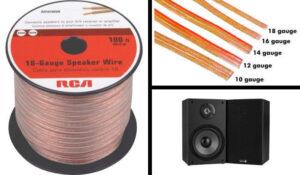 14 Vs 16 Gauge Speaker Wire