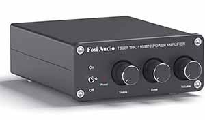 Best Budget Class D Amplifier