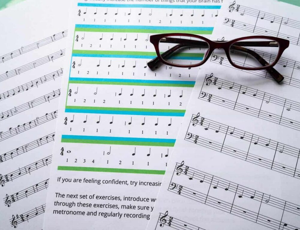 Key Notes On How To Sight Read For Beginners – Read This Now